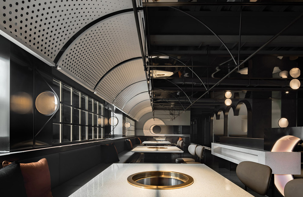 郑州餐饮店装修设计费用是多少?