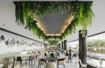 郑州ki西餐厅装修设计