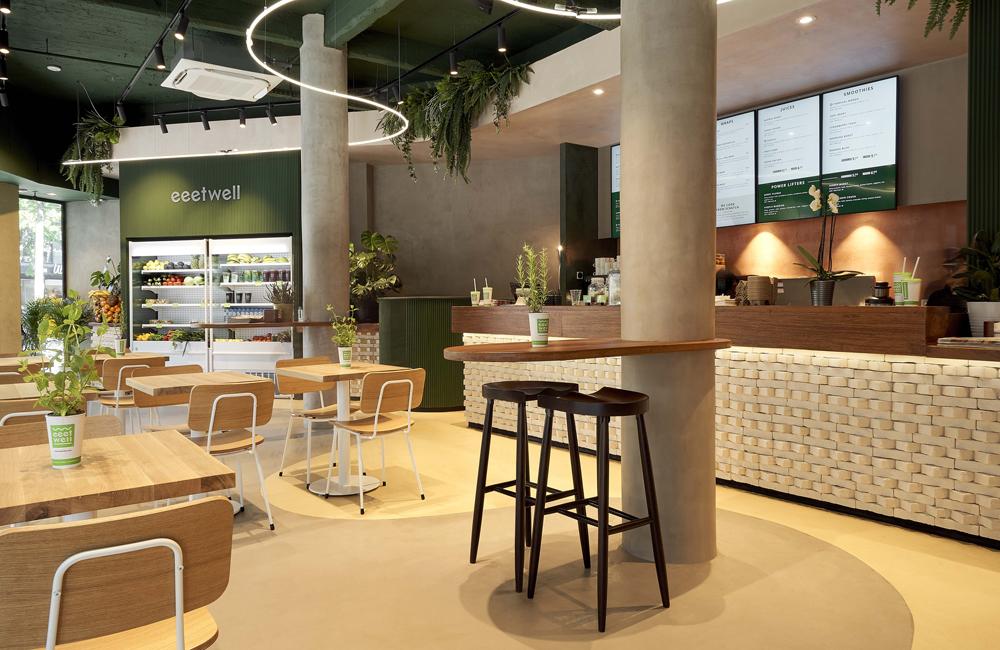 郑州星辰西餐厅装修设计
