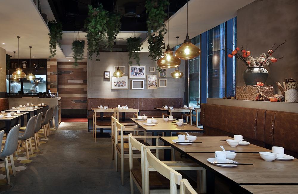 郑州餐饮空间设计内容及流程